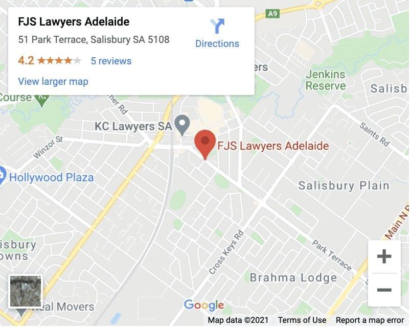 Salisbury Legal Services